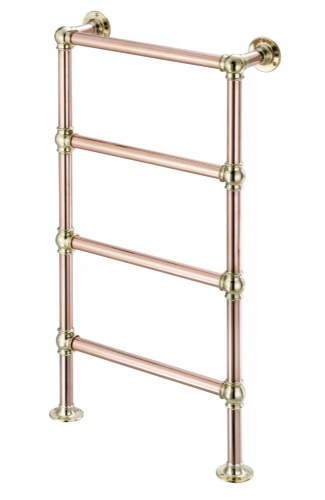 Sterlingham Whittington copper & Brass finish towel warmer